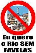 Rio sem favelas