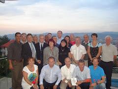LA FIEP MERIDA EN LA REUNION EUROPEA DE LA FIEP EN SERBIA. 2009