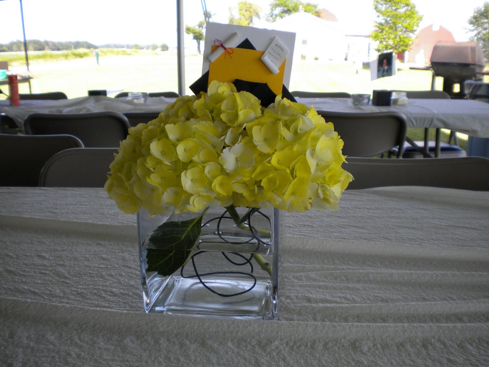 Beautiful blooms by jen graduation flowers