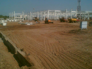 Reliance Mart, Jamnagar Under Construction