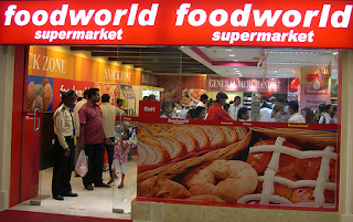 FoodWorld Retail,Chennai Citi Center