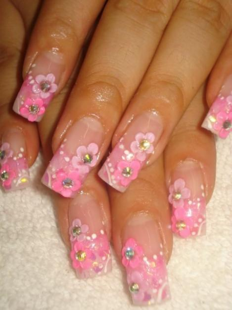 decoraci n de u as o nail art