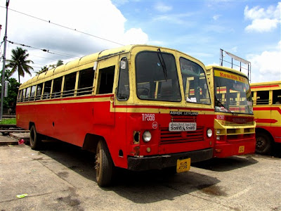 autobuses kerala