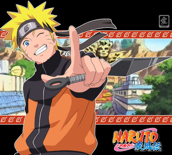 Naruto Uzumaki Shippuden