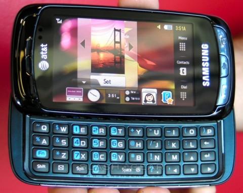 Samsung Impression Unlock Code