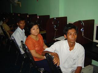 Myanmar Internet Class
