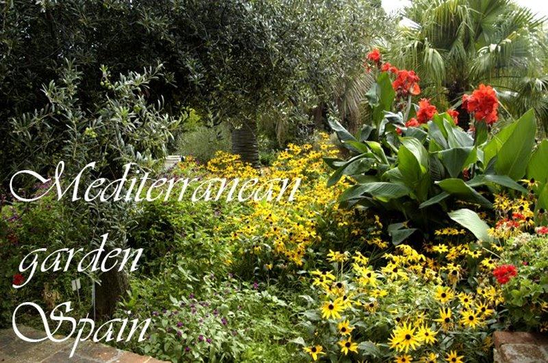 Mediterranean Garden Spain