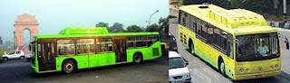 DTC low floor buses