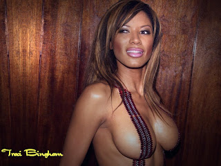 tracy bingham boobs playboy