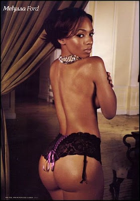 Hottest Celebrity Booty Melyssa Ford