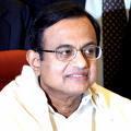 Home Minister, P. Chidambaram