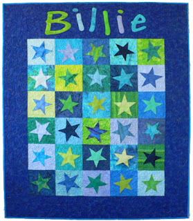 Billie's Stars by Brenda Gael Smith