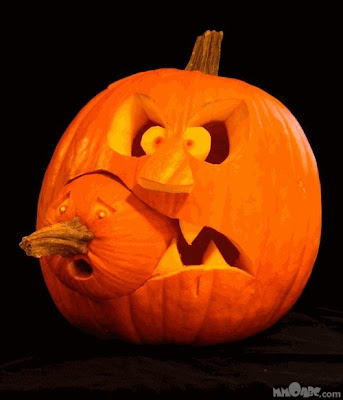 All Things Lovely Awesome Jack O Lanterns Part I