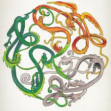 Celtic knot - fantasy