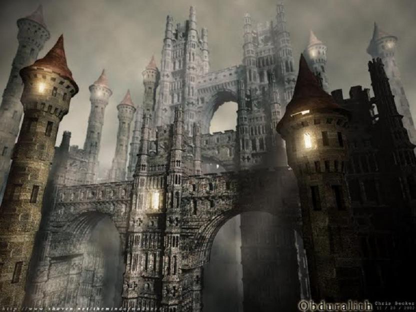 GOTH CITY