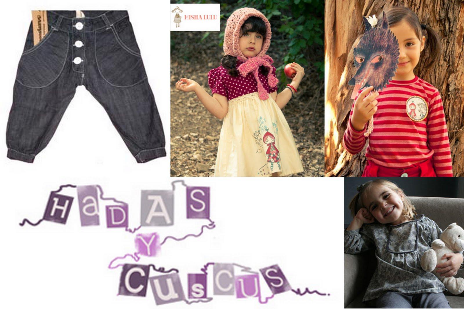 Hadas y cuscus ni os a la moda sonambulistas - Hadas y cuscus ...