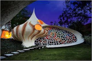 Nautilus House (Mexico City, Mexico)