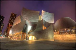 Walt Disney Concert Hall (Los Angeles, California, USA)