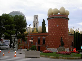 The Torre Galatea Figueras ( Spain )