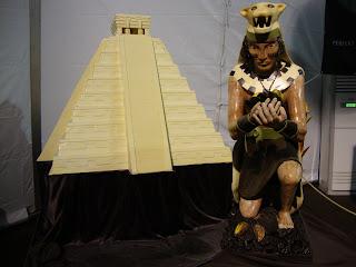 pirâmide Chocolate Branco