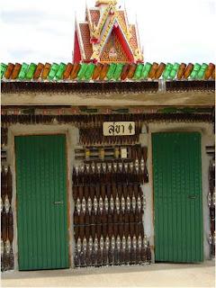 Templo tailandês budista