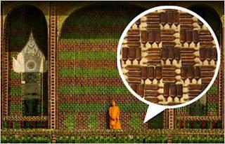 Belo templo tailandês