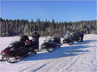 Motos de neve