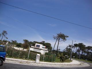 Praia do Pedrogão - Foto do parque de campismo