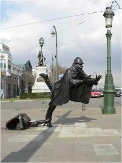 Escultura Le Vaartkapoen