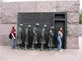 Esculturas em Washington DC U.S.A
