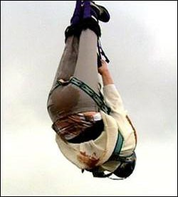 Bungee jumping - Grande susto