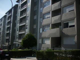 Vista exterior - Arrendo ou vendo Apartamento no Porto - Rua D. Agostinho de Jesus e Sousa