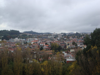 Guimarães City Landscape photo