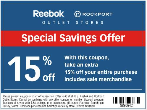 Sep 25,  · Share these Reebok coupons with friends and family.. Sometimes we post 30% or even 40% coupons for reebok stores. Reebok is an American brand that creates and provides sports and fitness products like shoes and clothing for men, women, and kids/5(14).
