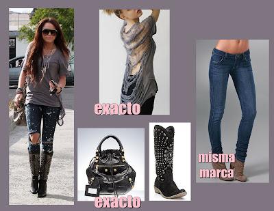 Miley Cyrus Fashion Designer on Miley Cyrus Style 2010  Miley Cyrus Style  Enero 2010