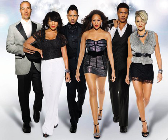 2014 The Game TV Show Cast