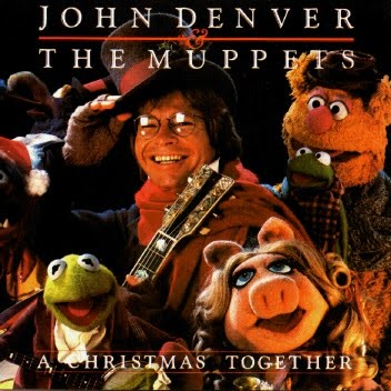 john denver and the muppets a christmas together goodness from my childhood john denver melts my six year old heart and my current one too - John Denver Christmas Songs