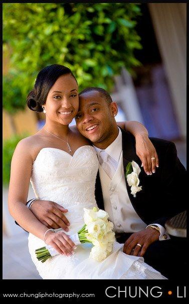 ashley antonio wedding lafayette park hotel and spa
