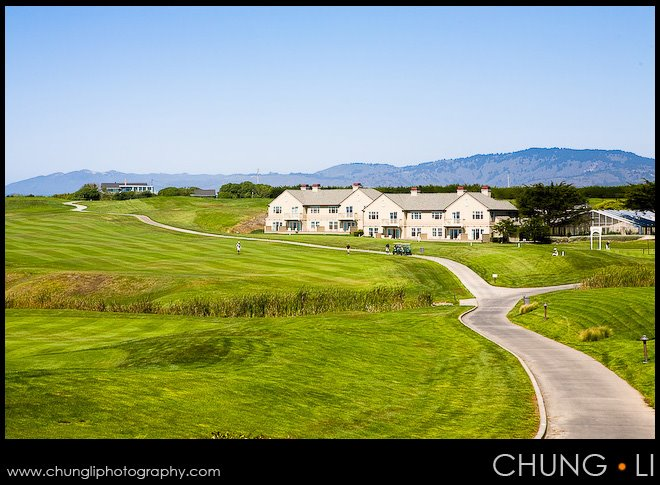 Ritz Carlton Half Moon Bay Wedding