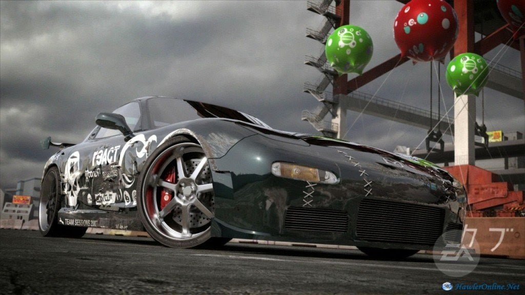 Need for Speed™ ProStreet (free version) download for PC