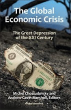 La crisis económica global, la Gran Depresión del Siglo XXI