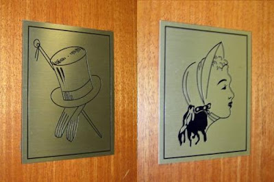 Funny Pictures,Rest Room Signs All Over The World