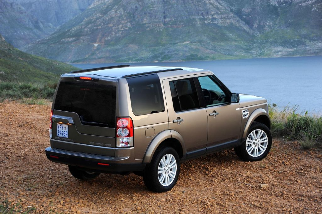 In4ride On The Road Land Rover Discovery 4 5 0 V8