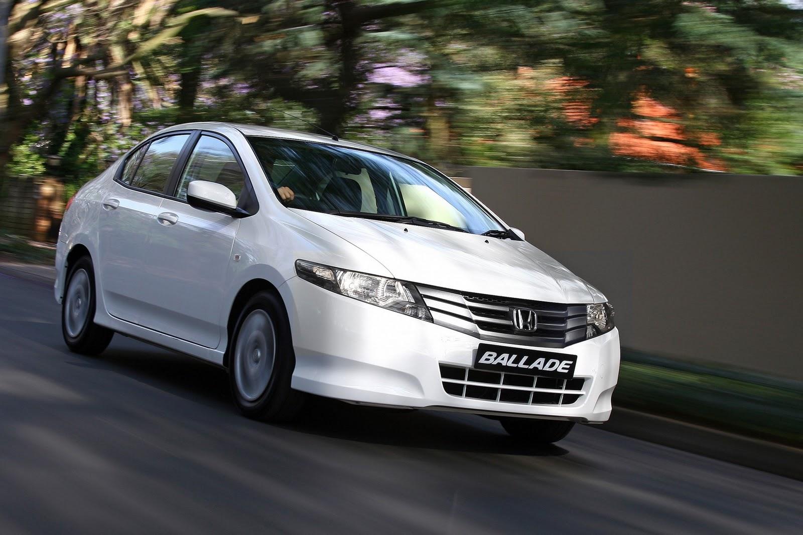 In4ride Honda Ballade Returning To South Africa