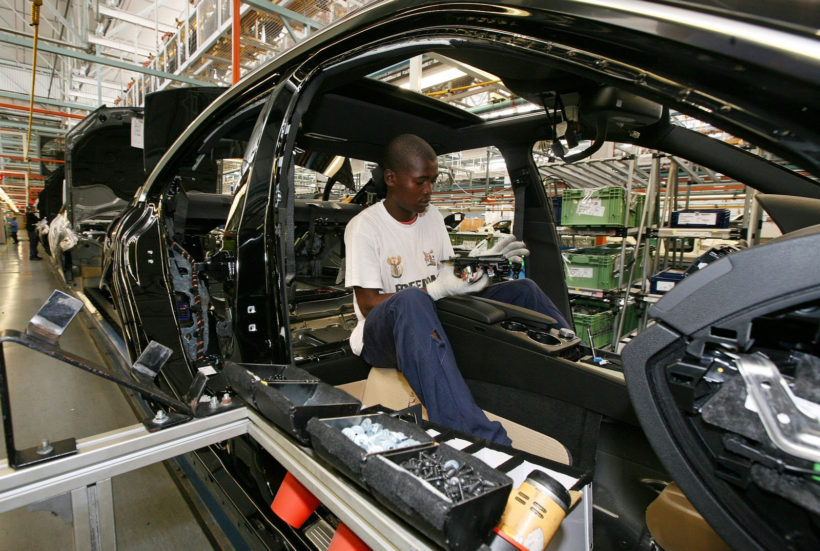 car plant in south africa