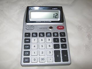 Imagen de la calculadora parlante. Haz click o presiona enter para agrandar.