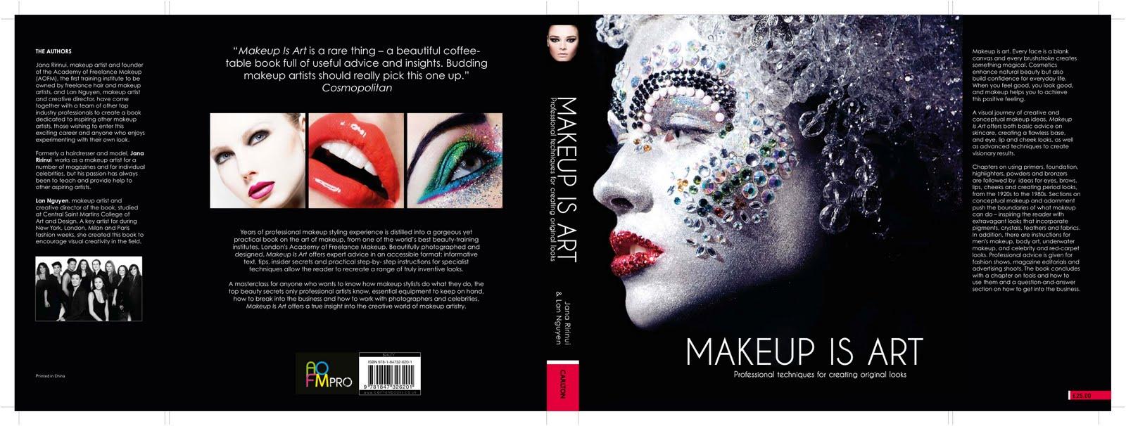 lan nguyen make up artist make up is second edition