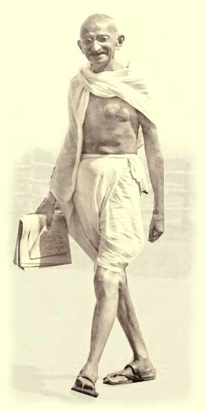 mahatma gandhi essay in tamil