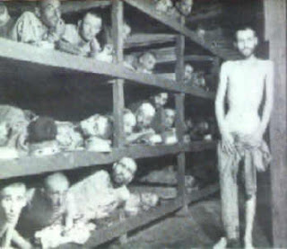 Concentration camp Dachau inmates