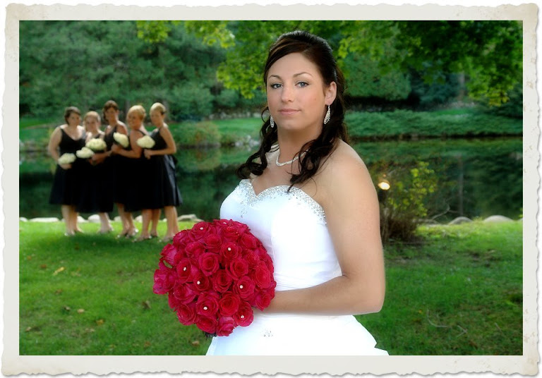 Melinda was a GREAT bride to work with!